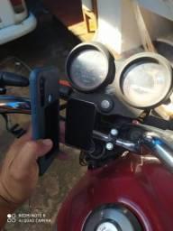 Suporte para moto com velcro adesivo o melhor dos mercado e artesanal