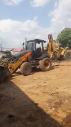 Retro Escavadeira JCB 3 2009