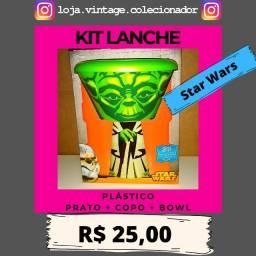 Kit para Lanche - Star Wars