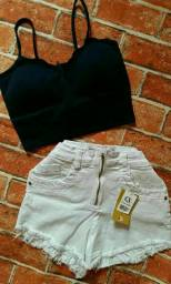 Look Shorts 36/38 NOVO