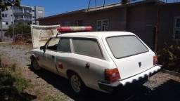 GM Caravan - Ambulância