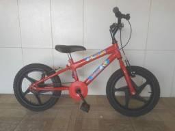 Bicicleta aro 16 reformada pica pau