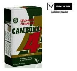 Erva-Mate Cambona 4 a Vácuo - 1kg