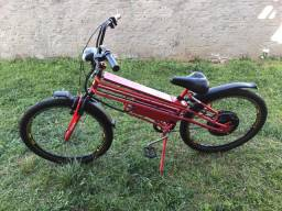 Bicicleta eletrica - aceita troca