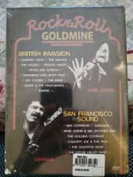 Dvd British invasion, San Francisco sound original lacrado