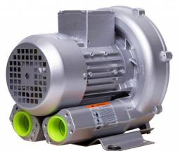 compressor soprador radial (0,38 cv) novo na caixa