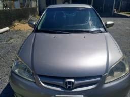 Civic 2005 somente venda / não troco