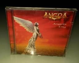 Cd Angra - Angels Cry
