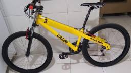 Vendo bike Caloi original