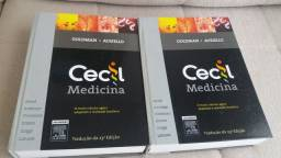 Livro Cecil Medicina Volume I e II