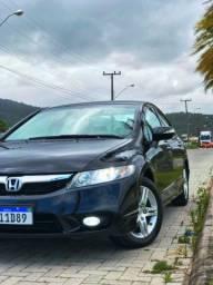 Honda civic exs 2010 mais novo de Santa Catarina