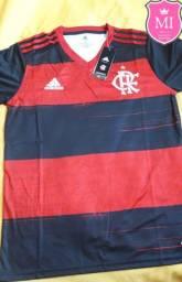 Camisa de futebol flamengo p pronta entrega