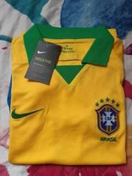 Kit infantil Seleção Brasileira