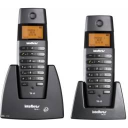 Telefone Intelbrás Ts 60v E Ts 60r