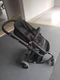 Carrinho de bebê Safety (completo)