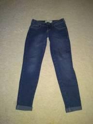 Calça jeans.