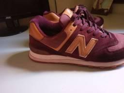 Tênis masculino New Balance 574
