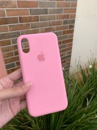 Capinha iPhone X/Xs