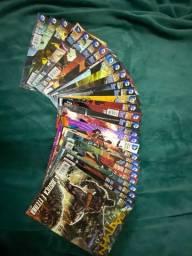 Panini Comics Coleção Batman Eterno 0 A 30 Perfeito Estado