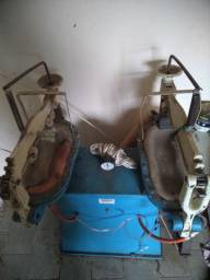 Prensa pneumática de sapateiro