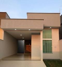 Casa de 3 quartos com 270m² de lote no Jardim Nova Era