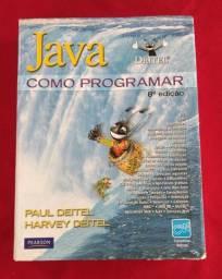 Java programação Livro Informatica Computador
