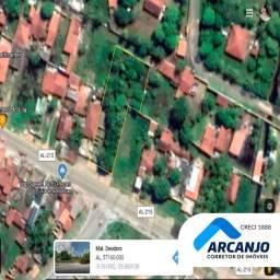 Oportunidade! 5 Terrenos Juntos na AL - 215, Principal de Marechal Deodoro.