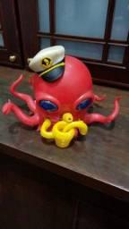 Polvo Antigo bolha de sabão Octoplus