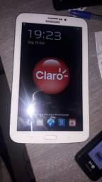 Tablet 3 Samsung Galaxy cm Chip tela de 7 polegadas