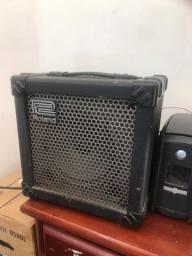Amplificador roland cube 20x