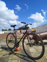 Bicicleta Caloi 10 Fixa 1977