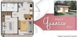 49936- Casa com 1 dorm. em Nova Santa Rita, terreno 8 x 28m