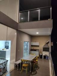 Excelente casa no Alphaville Litoral Norte II - 318 m² - 4/4 sendo 3 suítes - Casa nova