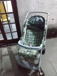 Carinho de bebê usado 100R$