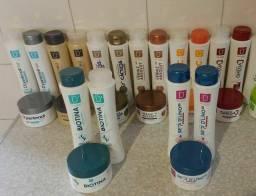 Kits Shampo e Condicionador e Máscara Hidratante para cabelos