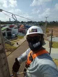 Bob eletricista ,disponível para serviços