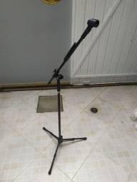Pedestal Microfone Vector