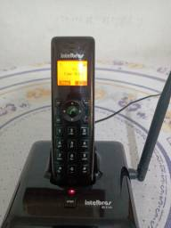 Intelbras Telefone sem fio Intelbras 4G - CS 5140. Semi novo.