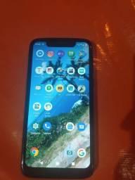 Moto G7 play a câmera frontal não tá funcionando e nem a digital do dedo
