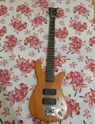 Baixo Rock bass