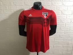 São Paulo Camisa em Homenagem aos 70 anos da Adidas