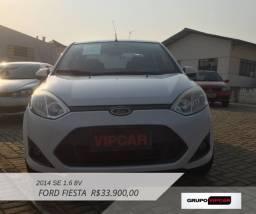 Fiesta SE 1.6 8V - 2014