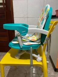Cadeira de refeição infantil