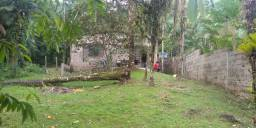 Terreno casa simples Peruíbe troca