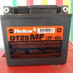 Bateria heliar selada 12v 4amp na garantia