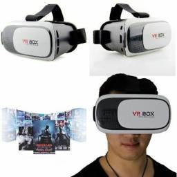 Óculos ver box de realidade virtual