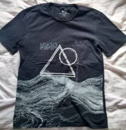 Camiseta Preta TNG