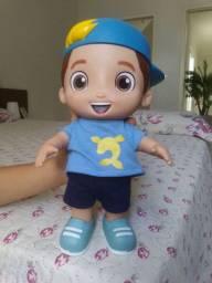 Boneco Lucas neto