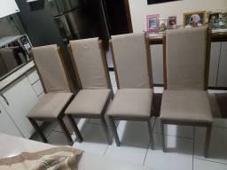 4 - cadeiras. MDF