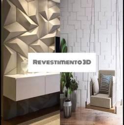 Revestimento 3D em concreto arquitetônico